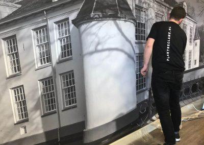 xl wandprint plakt reclame dordrecht